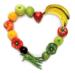 Fruta en el cole Logo